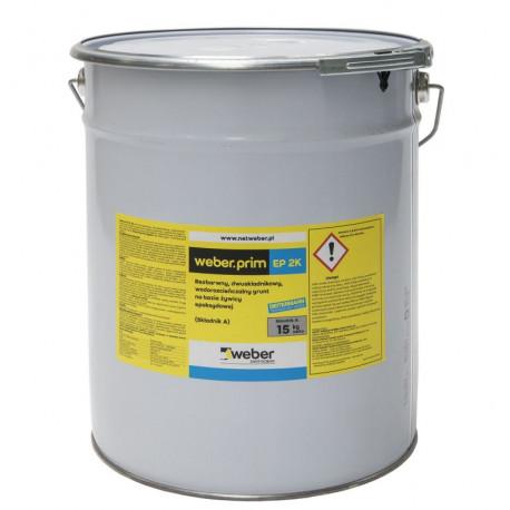 Weber.prim EP 2K 4 kg - grunt do dryPUR