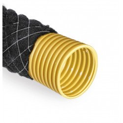 Drainage pipe with coconut fiber DN 100 - 50 m