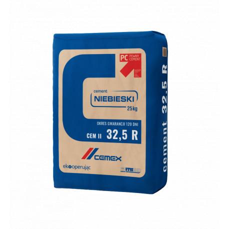 Cement CEM II 32,5R B/V 25kg