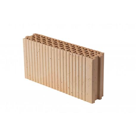 Pustak ceramiczny 11,5 P+W, kl.10 115x498x238, 8szt./m2, 96 szt./pal.