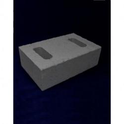 Bloczek betonowy KERAMZYT 12x24x38 eko 15 MPa, 56 szt/pal., 20 szt/m2