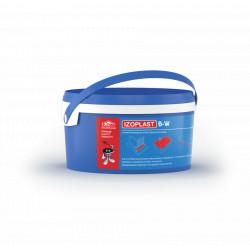 Izoplast B-W 19 kg powłokowa masa izolacyjna na bazie wody