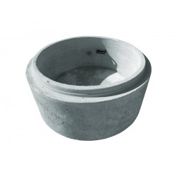 Concrete Shaft Ring SR-F 1000x500 with base