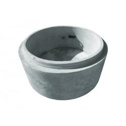 Krąg betonowy z dnem 1000x500