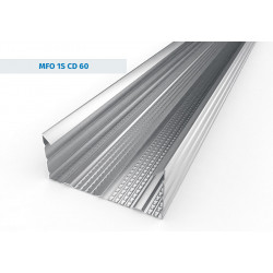 C-stud CD 60 mm x 4 m