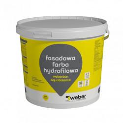 Farba hydrofilowa WEBER.ton AquaBalance 10 kg