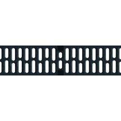 ACO DRAIN Multiline V 100 Ruszt w poprzeczne mostki 50 cm żeliwo sferoidalne klasa obciążenia D400