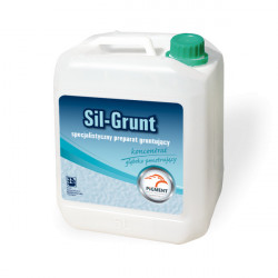 Grunt PIGMENT SIL-GRUNT 10L