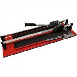 Maszyna 900mm do glazury, amortyzowany blat, prowadnica, płaskownik