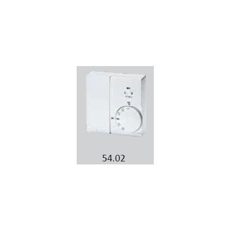 Termostat radiowy standard 230V z obniżeniem nocnym INSTAT 868-r1