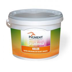 Farba PIGMENT fasada akryl 10L kolor 1