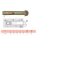 Anker KT-12075 zum befestigen Steighilfen