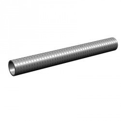 Plastic distance tube 22/25 mm - 2 m