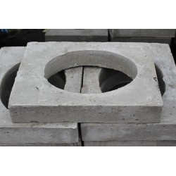 Concrete Cover Slab for Hydrants 10 cm, with opening