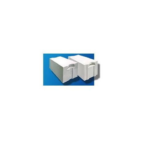 Gas concrete block 24x24x59 cm T+G Class 400