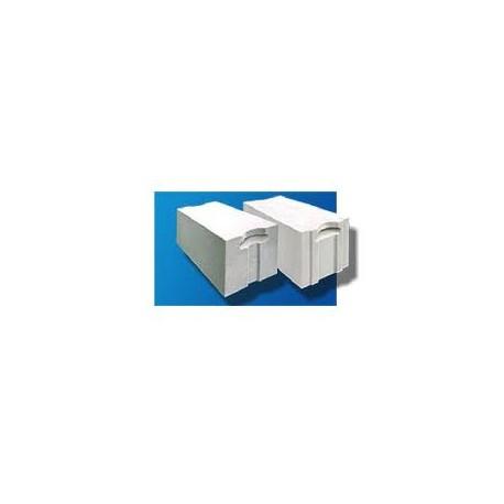 Porenbetonstein SOLBET 24x24x59 cm N+F Klasse 400