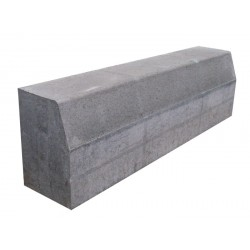 Hochbord 12/15x30x100 cm, BerdingBeton
