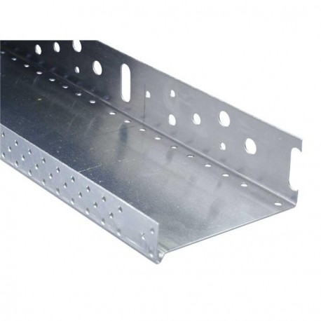 Aluminium plinth profile 123mm/2,5m