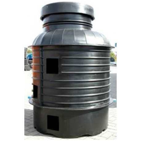 Studnia wodomierzowa PEHD Dn 1000 H-1,6 m