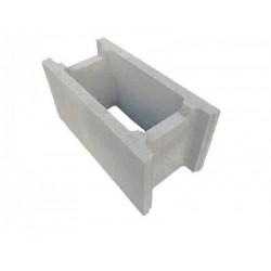 Pustak szalunkowy betonowy 50x24x20 BEZ FUGI