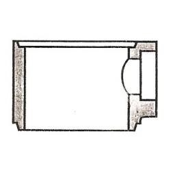 Element studni 3aKG/PCV 160, h-350 mm