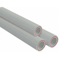 PP Glass fibre multilayer pipe PN20