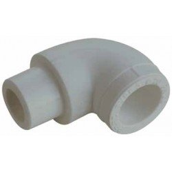 PP Elbow female/male 90°
