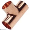 Kupfer T-Stücke