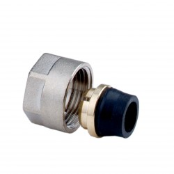 Compression Adaptor CU ¾x15 mm