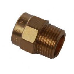 Bronze Male Adapters