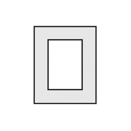 Komin wentylacyjny - jednokanałowy 0,33mb