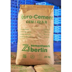 Cement CEM I 42,5R 25kg