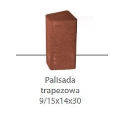 Palisada trapezowa