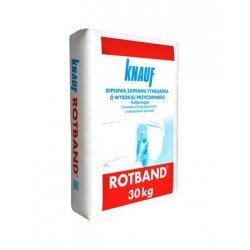 Bonding gypsum plaster KNAUF ROTBAND 30 kg