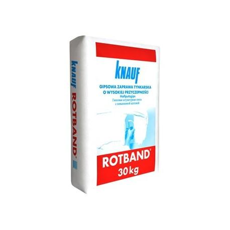 Tynk gipsowy ręczny - ROTBAND 30 kg
