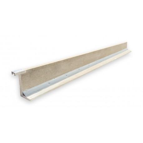 Permanent shuttering h: 140-250 mm