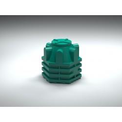 Oczyszczalnia 750l HDPE drenażowa 1-2 osoby