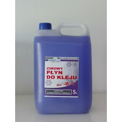 Winter liquid for mortar 5L