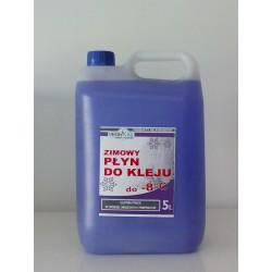 Chemia Plastyfikator zimowa dom do klejów 5L -8°C