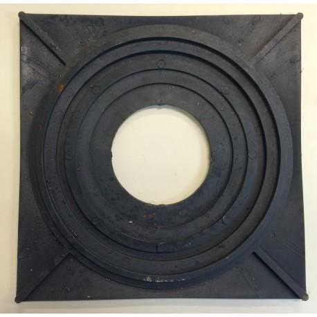 Płyta nośna HDPE skrzynki do zasuw
