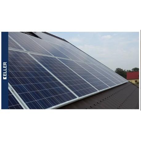 Zestaw Fotowoltaiczny 18 paneli 260Wp moc 4,16 KWP