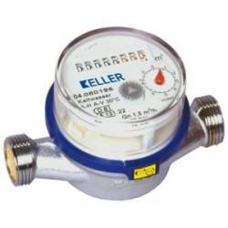 "Wassermesser ¾"" (Kaltwasser) KELLER"