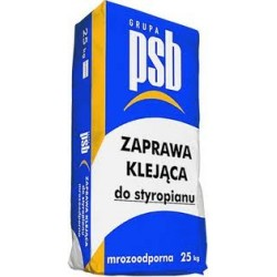 Polystyrene Adhesive PSB 25 kg