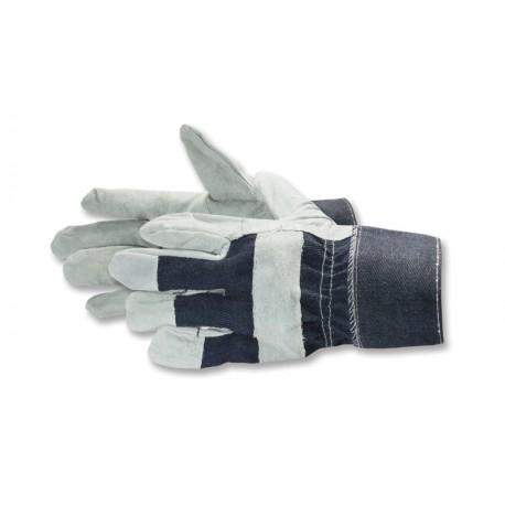 Rękawice skórzane