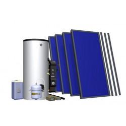 Solaranlage Komplett Set TLPAm-400W