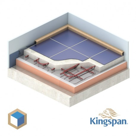 Kingspan Kooltherm K3 floor insulation