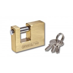 Brass spindle lock 50 mm