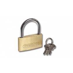 Brass padlock 40 mm