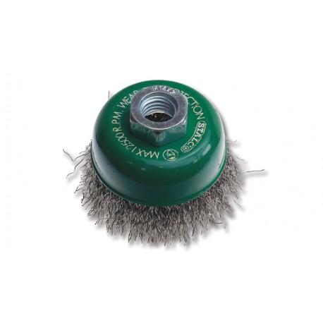 Front brush Ø10 cm