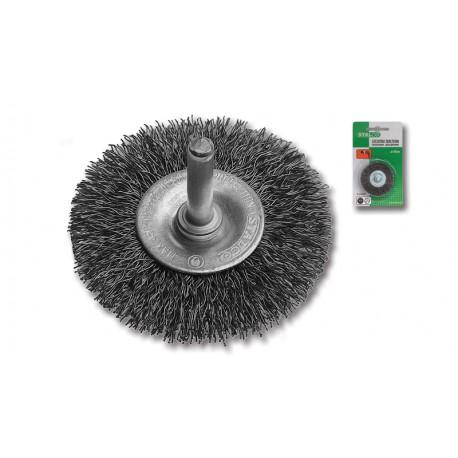 Circular brush Ø10 cm